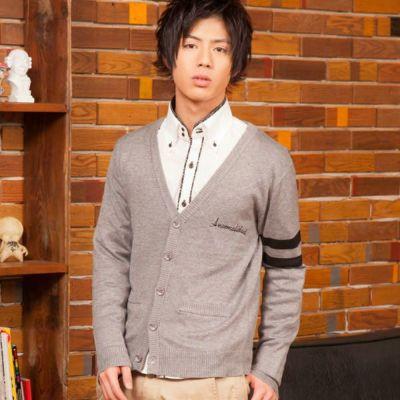 シャツもオシャレに着こなしたい!2枚襟シルエットチェックシャツ(ホワイト×ブラック)