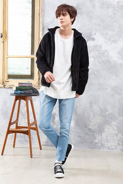 男子 中学生 ファッション