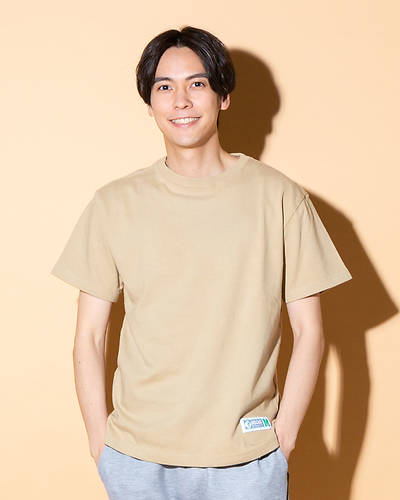 DISCUS ATHLETIC ClassicTシャツ(ベージュ)