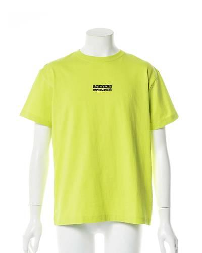 DISCUS ATHLETICクルーネックTシャツ(イエロー)