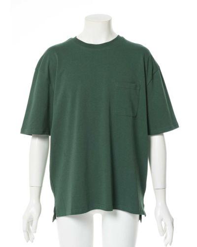カラーTシャツ(グリーン)