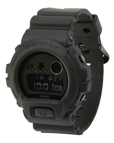 カシオG-SHOCK海外モデル腕時計DW-6900BB-1 (ブラック)