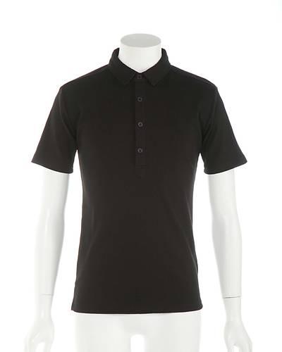 テレコポロシャツ(ブラック)