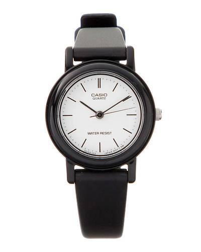 【CASIO(カシオ)】スタンダードレディース腕時計LQ-139BMV-7ELJF(ブラック)