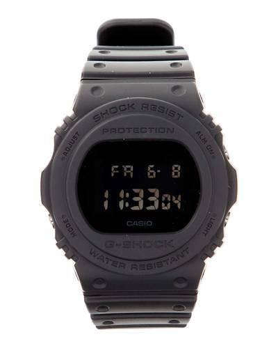 【CASIO (カシオ)】G-SHOCK海外モデル 「原点回帰」復刻モデル DW-5750E-1B(ブラック)