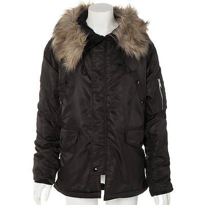 ヘビーツイルN3Bジャケット(ブラック)