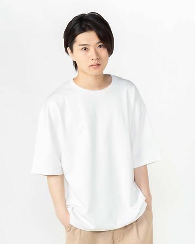 ビックリブTシャツ(ホワイト)